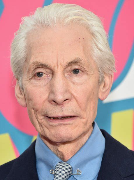 Charlie Watts NOW - Rock Stars Then and Now - Radio X