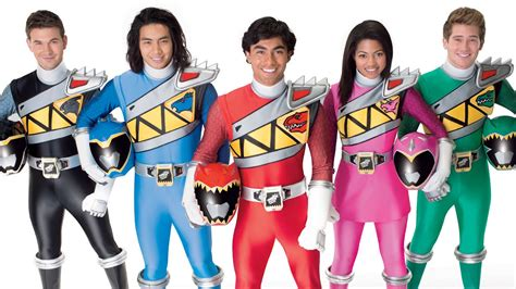 Power Rangers Dino Charge First Episode NOW! (Powers From