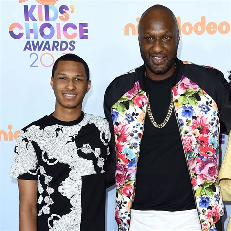 Lamar Odom's Family Blindsided by Engagement, Son Found
