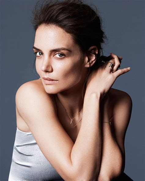 Katie Holmes – Photoshoot for 'More' 2016
