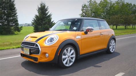 2016 Mini Cooper - Review and Road Test - YouTube