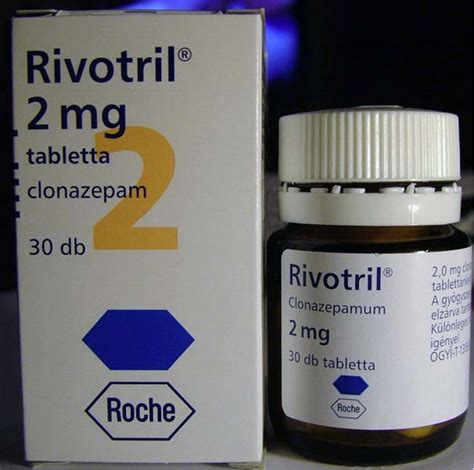 Rivotril Tablets Manufacturer in San Diego California
