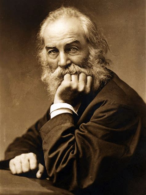 """""""Dismiss Whatever Insults Your Own Soul"""" – Walt Whitman"""