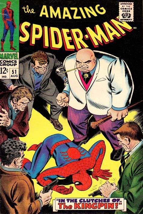 The Amazing Spider-Man Comic Book Values Issues #51 – 60