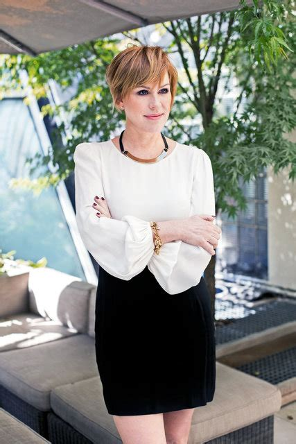 Molly Ringwald Shares Her Beauty Routine, and Likes Her