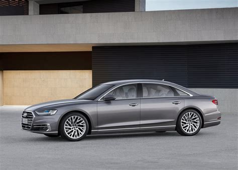 Audi A8 (2018) Revealed [with Video] - Cars