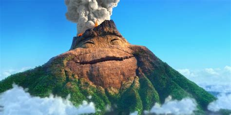 Pixar's 'Lava' Trailer Is A Volcano Erupting With Cuteness