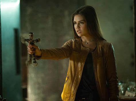 Danielle Campbell Is Returning to The Originals For a