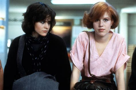 Molly Ringwald 'troubled' by 'sexual harassment' in The