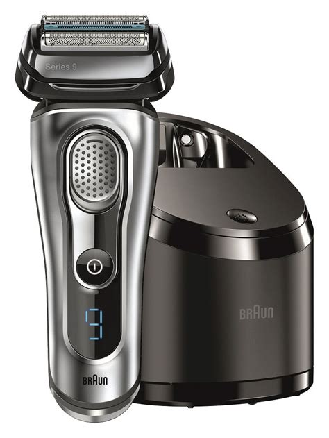 Braun Series 9 Electric Shaver Review | ShaverList
