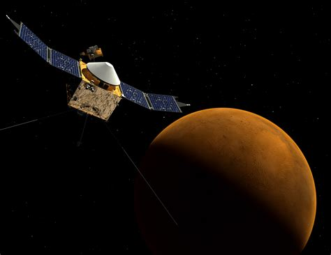 NASA - New NASA Missions to Investigate How Mars Turned