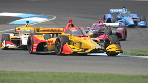 What channel is IndyCar on today? TV schedule, start time