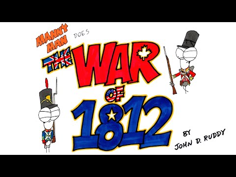 Origins of the War of 1812 - Wikipedia