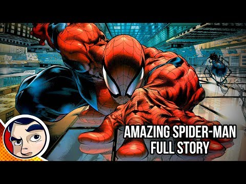 Amazing Spider-Man is first Marvel comic to reach 800