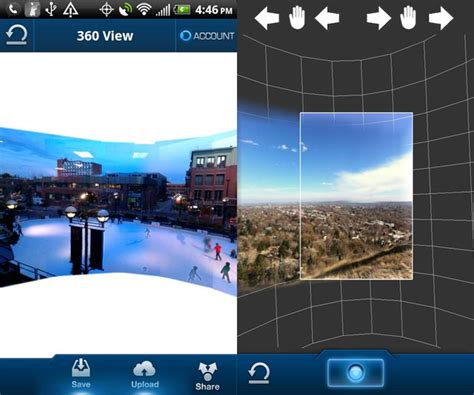 360 Panorama App For Android Launched (Video)