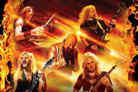 Judas Priest Sets 2018 'Firepower' Tour Dates: Ticket