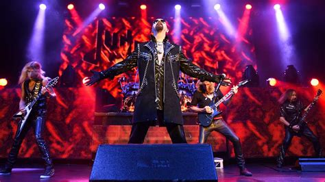 Judas Priest Announce New Album, 2018 North American Tour