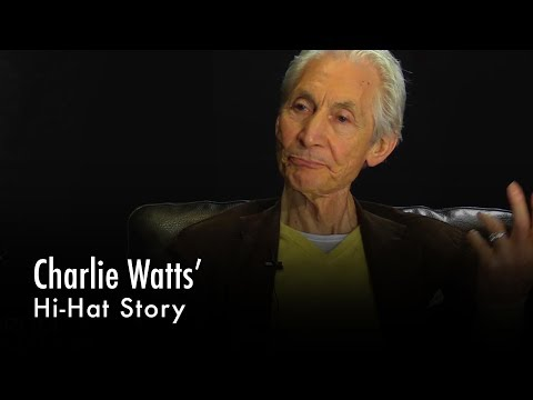 Why Charlie Watts Couldn't See His Heroes Play