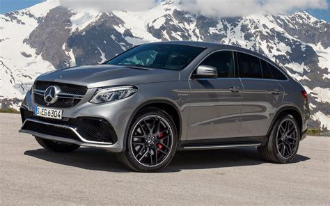 Mercedes-Benz GLE-Class Coupe AMG 63 S 4MATIC 2017 | SUV Drive