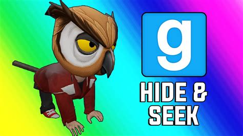 Gmod Hide and Seek - Dog Edition! (Garry's Mod Funny