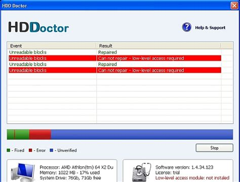 HDD Doctor - How to remove - 2-viruses