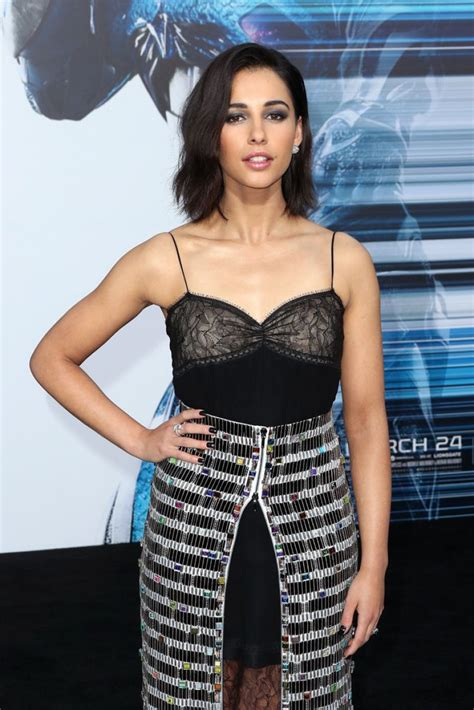 "Naomi Scott – ""Power Rangers"" Premiere in Los Angeles 3/22"