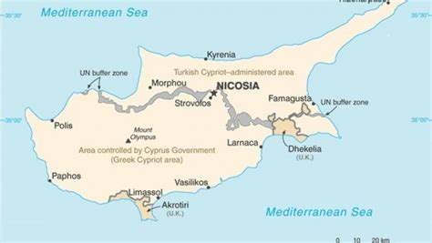 Cyprus: Is No Solution A Solution? | Eupoliticalreport