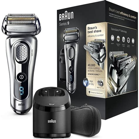 Braun Series 9 9290cc Mens Electric Foil Shaver Trimmer