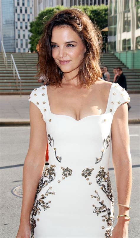 Katie Holmes - Fragrance Foundation Awards in New York 06