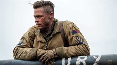 Brad Pitt, Fury Wallpapers HD / Desktop and Mobile Backgrounds