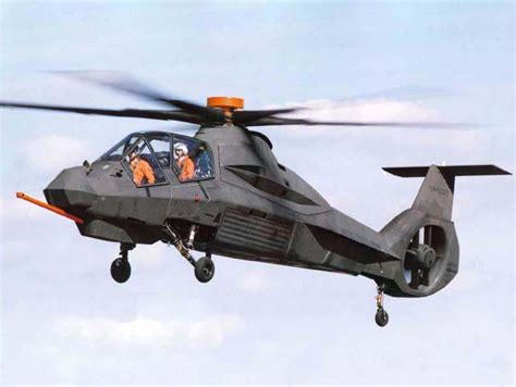 Boeing–Sikorsky RAH-66 Comanche - Wikipedia