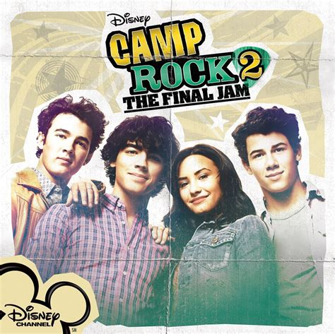 The life of a Misguided Ghost: Camp Rock 2: The final jam OST