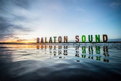 Sound Of The Sound – Balaton Sound Festival In Pictures