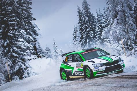 WRC: Latvala Gives new Yaris first Victory at Rally Sweden
