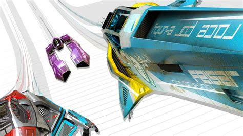 Recension: WipEout Omega Collection (PS4) - SENSES