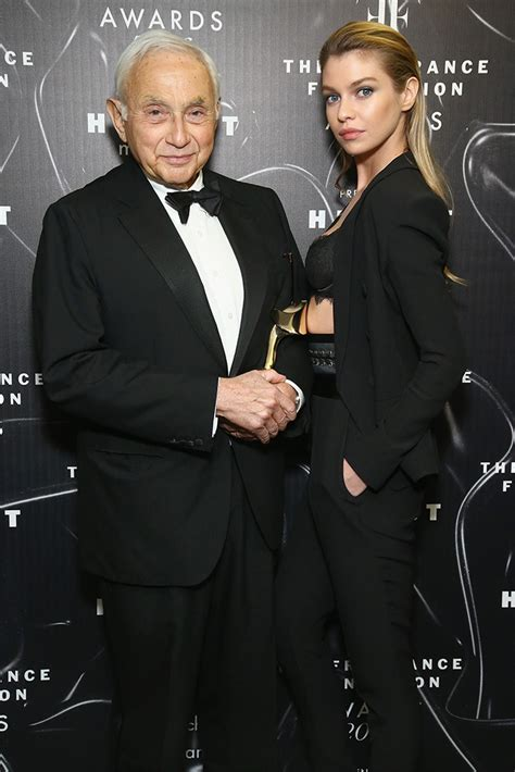 Les Wexner, the man behind Victoria's Secret