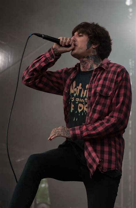 Oliver Sykes Wallpapers (63+ images)