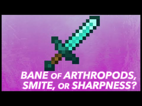 Minecraft: What does Sharpness really do - YouTube