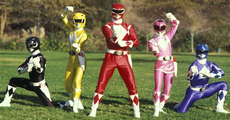 Where Are the Original 'Mighty Morphin Power Rangers' Now?