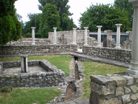 #Aquincum, a #Roman city in the Pannonia Province, located