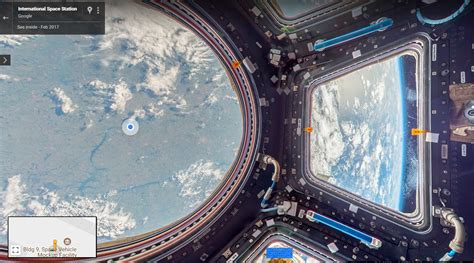 You can now explore the International Space Station with