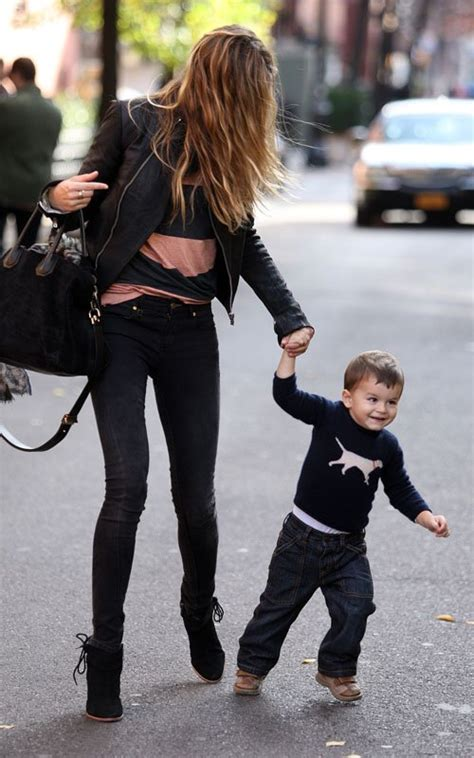 Gisele Bundchen out to eat in NYC with Benjamin Brady