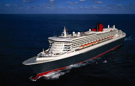 """My Very Cool """"Ride"""" – the QM2 