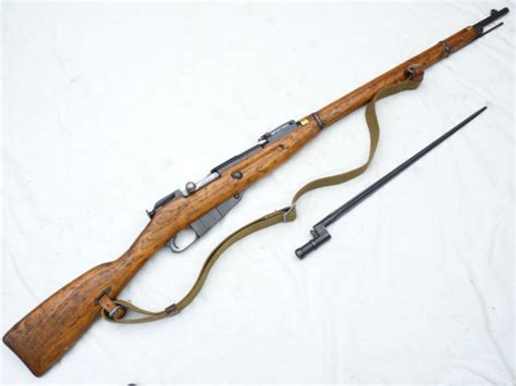 Deactivated Mosin-Nagant M1891 Dragoon 1929 dated Russian