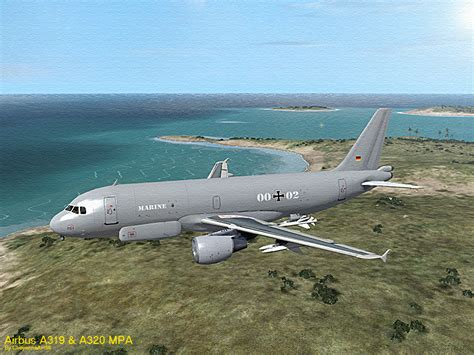 Airbus A319 MPA - Mods and Addons - Armaholic