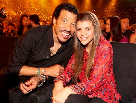 Lionel Richie 'Scared to Death' Sofia Is Dating Scott Disick