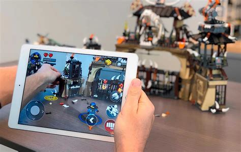 LEGO AR Playgrounds is an iOS portal to mixed reality