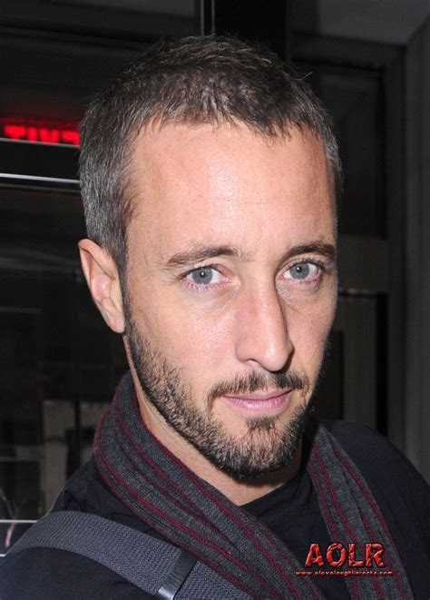 Alex O'Loughlin; rocking the Buzz Cut over the years