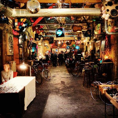 Szimpla Kert has been named one of the best bars of the