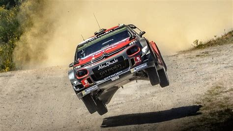 WRC Rally de Portugal 2017 (Jumps & Show) Full HD - YouTube